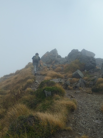 日光白根山を登ってきました。_e0070448_9562051.jpg