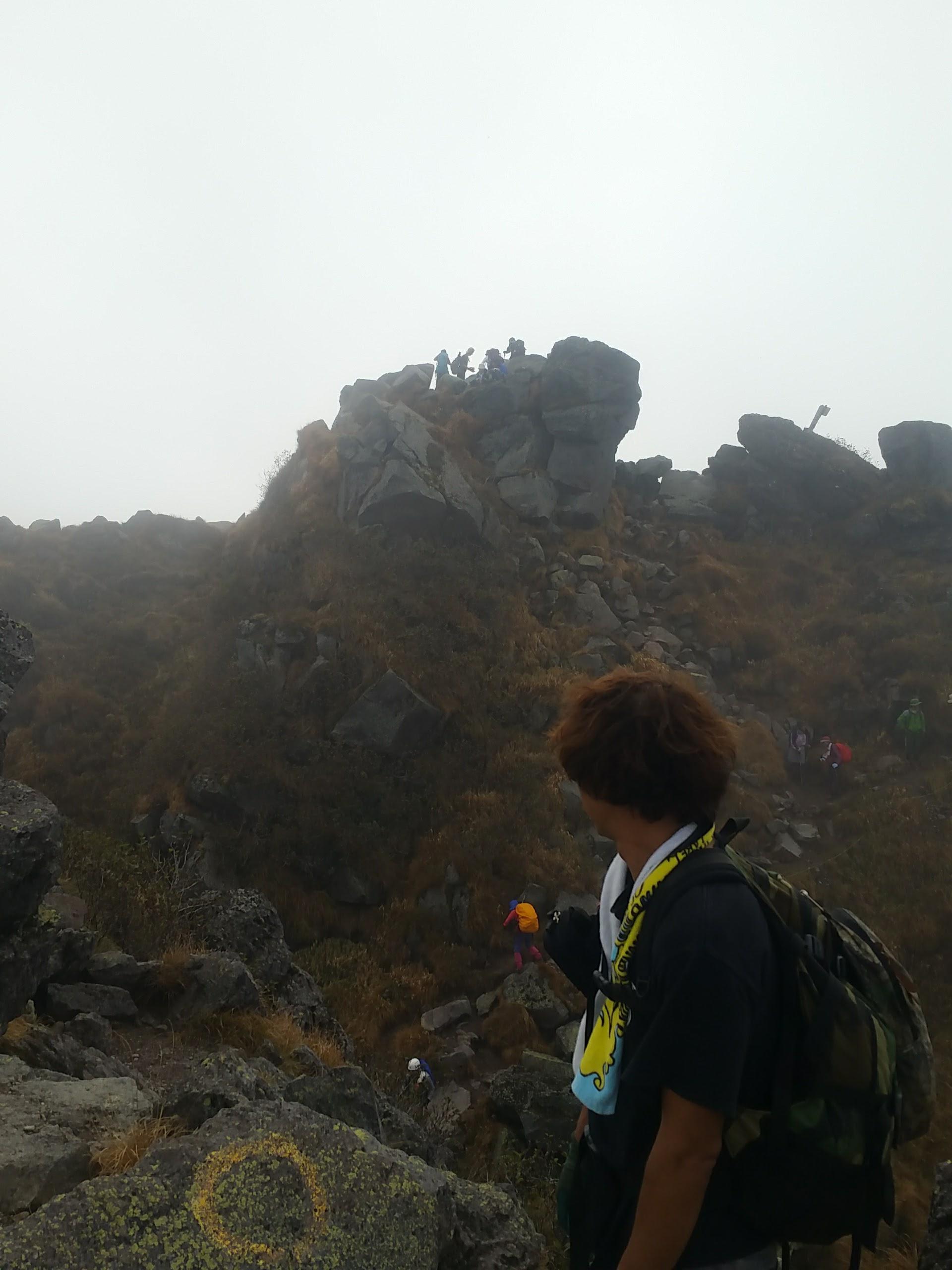 日光白根山を登ってきました。_e0070448_9564550.jpg