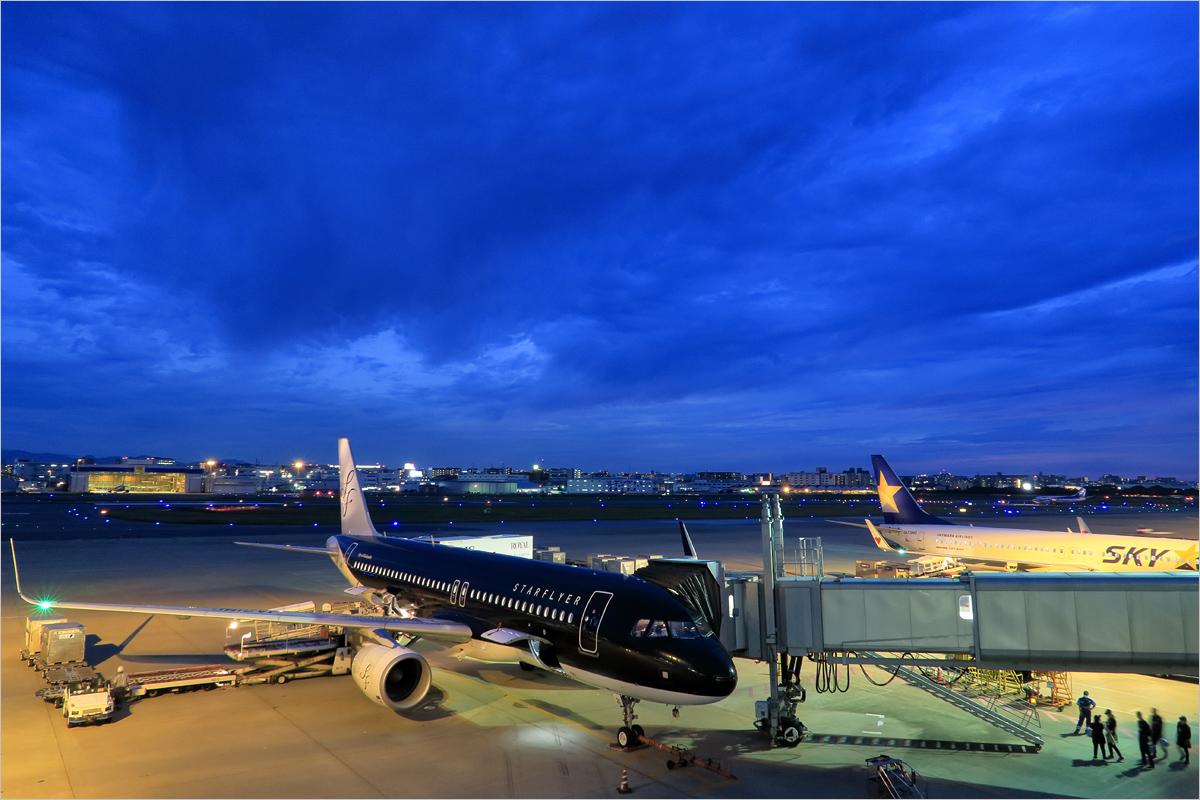 さよなら、第1ターミナル - 福岡空港_c0308259_135481.jpg