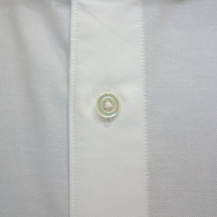 CIT LUXURY(チット・ラグジュアリー)ラウンドカラーピンオックスシャツ(モデル:ANDREW)_c0118375_15035856.jpg