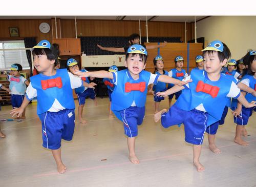 運動会 ダンス 保育園