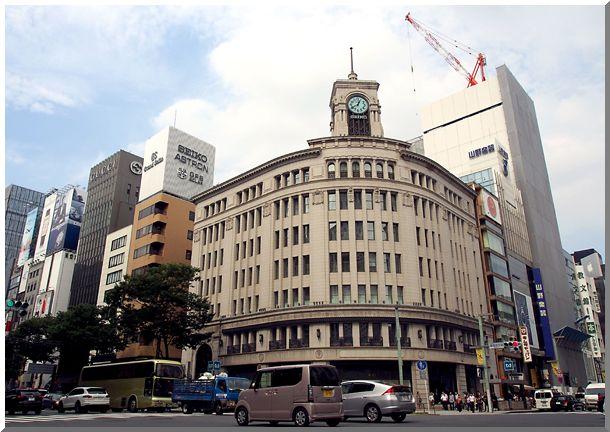 銀座4丁目(東京)_d0123528_1656057.jpg