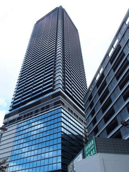 広島駅南口再開発Bブロック完成_b0190540_1291838.jpg