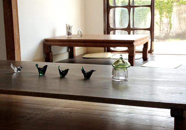 """『犬島時間展2016』〜ここにしかない""""緑の風""""犬島ガラス_a0017350_05034639.jpg"""