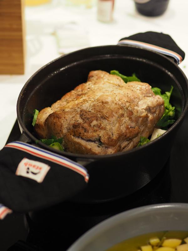 Zwilling Cooking Studio湘南平塚 マリオフリットリ氏特別レッスン_e0158653_22375673.jpg