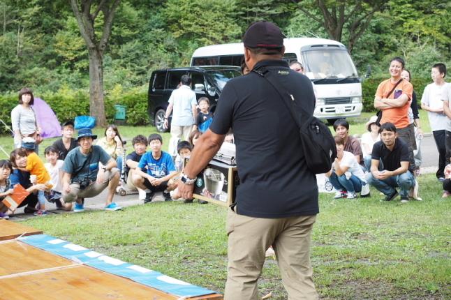 ■キャンプレポート:ガルヴィ×SOTO キャンプで会いましょう④ じゃんけん大会編 @NEOキャンピングパーク_b0008655_10281581.jpg