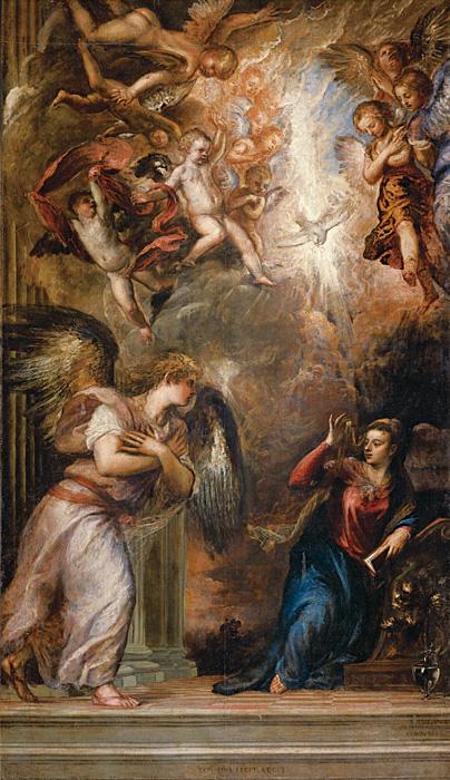 ヴェネチアルネサンスの巨匠たち in 六本木新国立美術館_f0008555_20244660.jpg