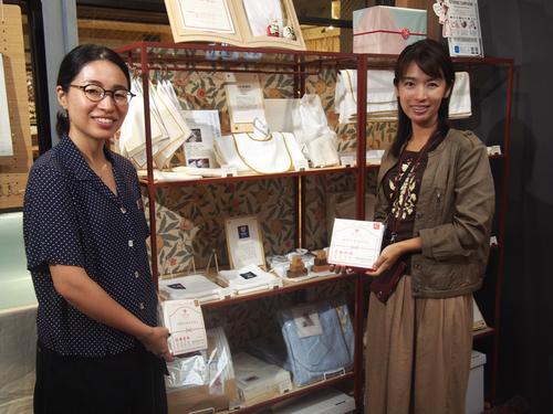 新宿ルミネGiving Storeさんにてベビーモスリン販売開始!_e0030586_1593663.jpg