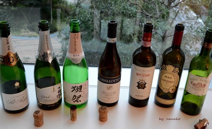 友人宅でワイン会_c0364500_20493444.jpg