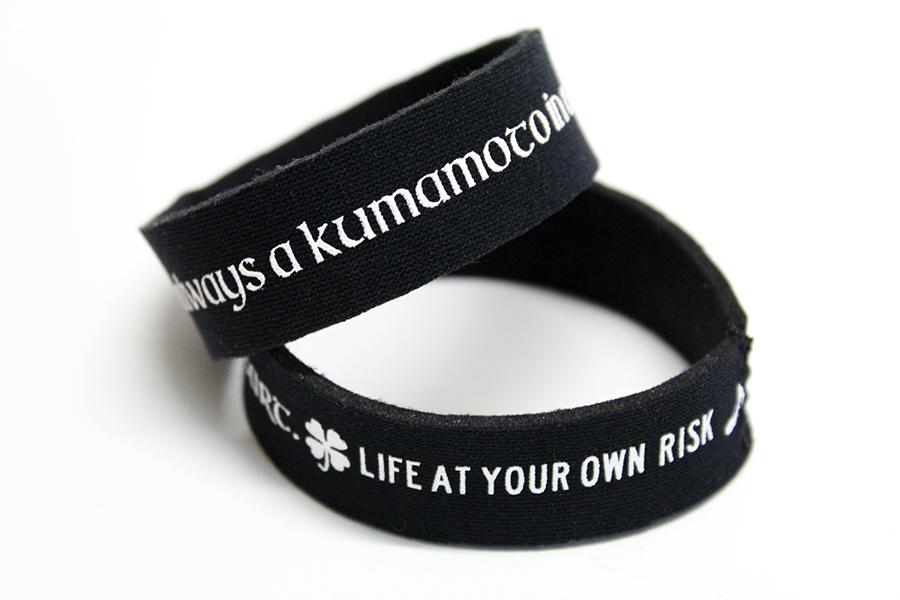 「熊本地震」復興支援リストバンド【KUMAMOTO WRISTBAND】入荷_a0097901_1831052.jpg