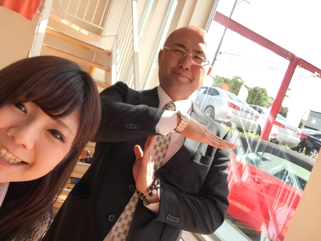 10月7日(金)今日は本店オールスターブログ★ タイヤ交換お任せください♫TOMMY_b0127002_17384763.jpg