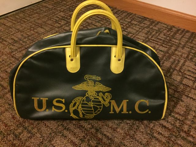 10/8(土)入荷商品!60s〜U.S.M.C ボストンバッグ!!_c0144020_13554296.jpg