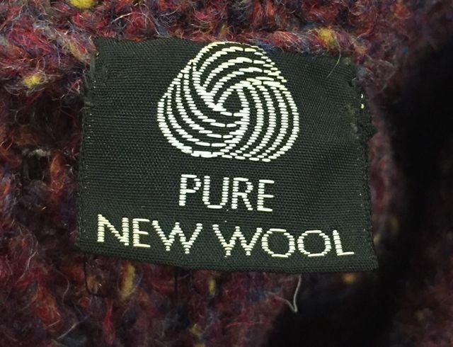 10/8(土)入荷商品!PURE NEW WOOL MADE IN IRELAND ! セーター!!_c0144020_14101945.jpg