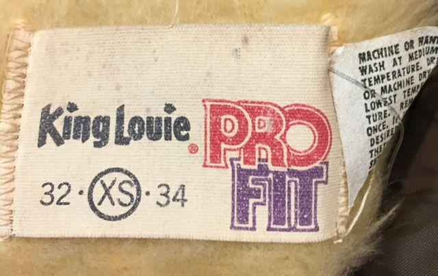 10/8(土)入荷商品!70s〜KING LOUIE チェーンステッチ入り コーチJKT!_c0144020_14122125.jpg
