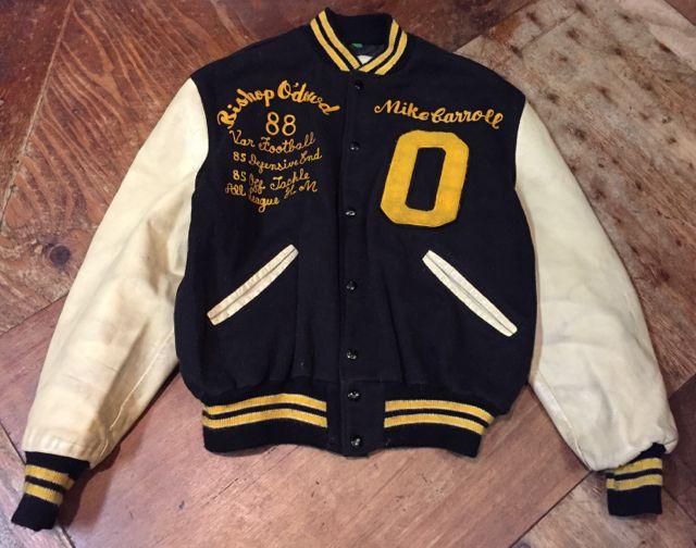 10/8(土)入荷商品! Vintage  VARSITY JKT !! 2点!!_c0144020_14234563.jpg