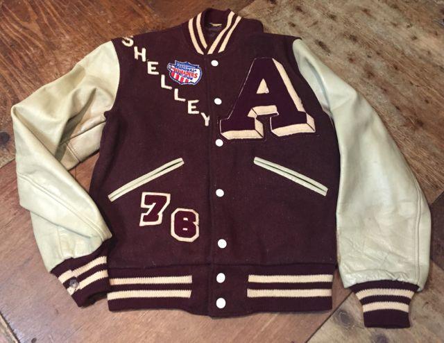10/8(土)入荷商品! Vintage  VARSITY JKT !! 2点!!_c0144020_1424345.jpg