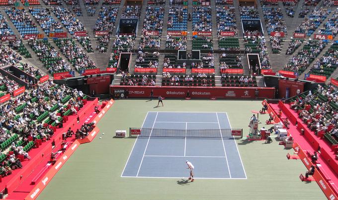 ジャパンオープンテニスに行ってきました_a0151444_1161246.jpg