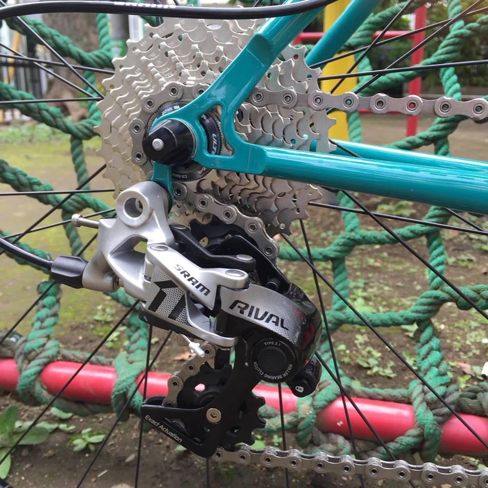 Cielo Cross Racer ナツキの場合_e0154650_15411663.jpg