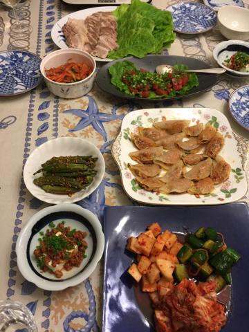 韓国料理づくしの会_f0134268_01100719.jpg