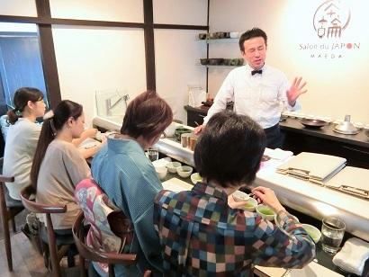 2016 オリジナル煎茶づくり教室スタート_c0335087_19104046.jpg
