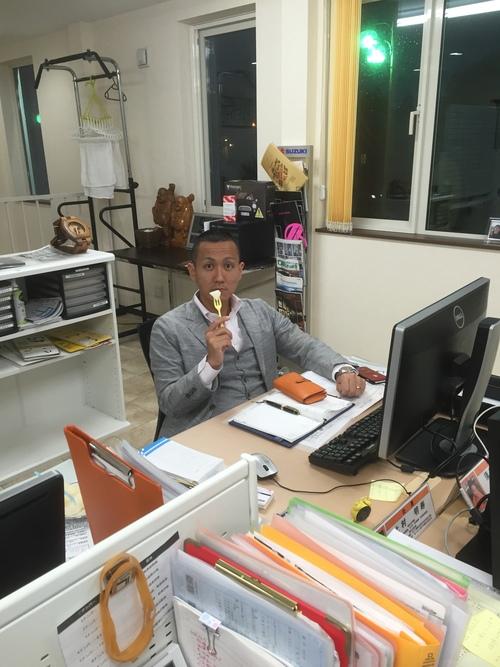 10月8日 土曜日 kenブログ ランクル ハマーアルファード_b0127002_2147546.jpg
