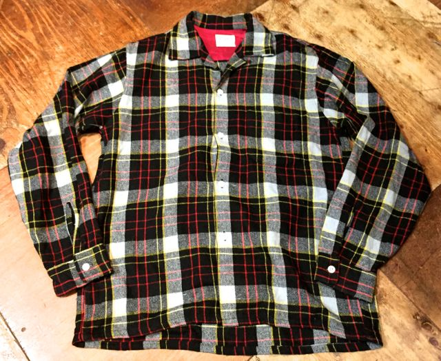 10/9(日)入荷!50s Penny\'s Town Topic wool shirts!!_c0144020_14563494.jpg