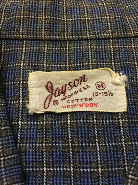 10/9(日)入荷!60s all cotton オープンカラー ボックス シャツ!_c0144020_15201574.jpg