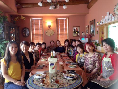 アランチャ 芦屋の人気お料理教室 イタリアの太陽サンサン!!!_f0355367_09223209.jpg