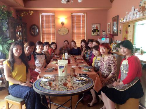 アランチャ 芦屋の人気お料理教室 イタリアの太陽サンサン!!!_f0355367_09223313.jpg