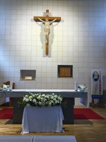 教会での結婚式・・・・雨の予報もどこかへ・・・_b0137969_11421048.jpeg
