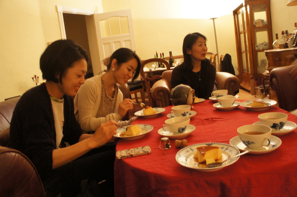 CXのS特派員、栄転お祝い晩餐。_c0180686_05430591.jpg