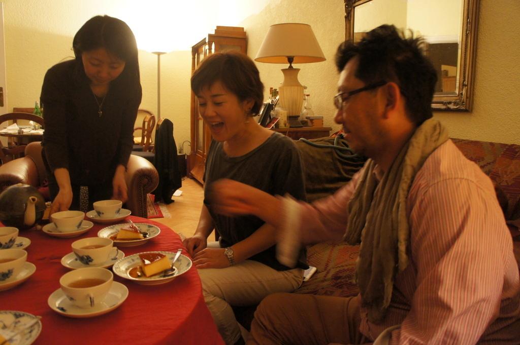 CXのS特派員、栄転お祝い晩餐。_c0180686_05433923.jpg