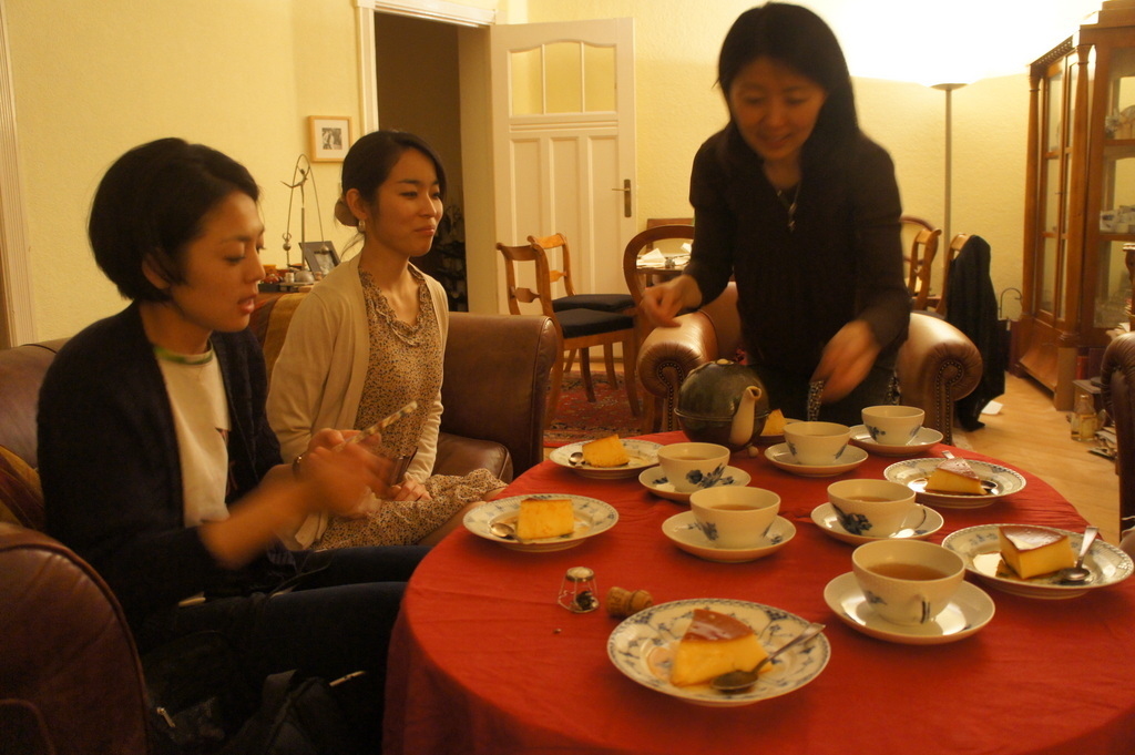 CXのS特派員、栄転お祝い晩餐。_c0180686_05435042.jpg