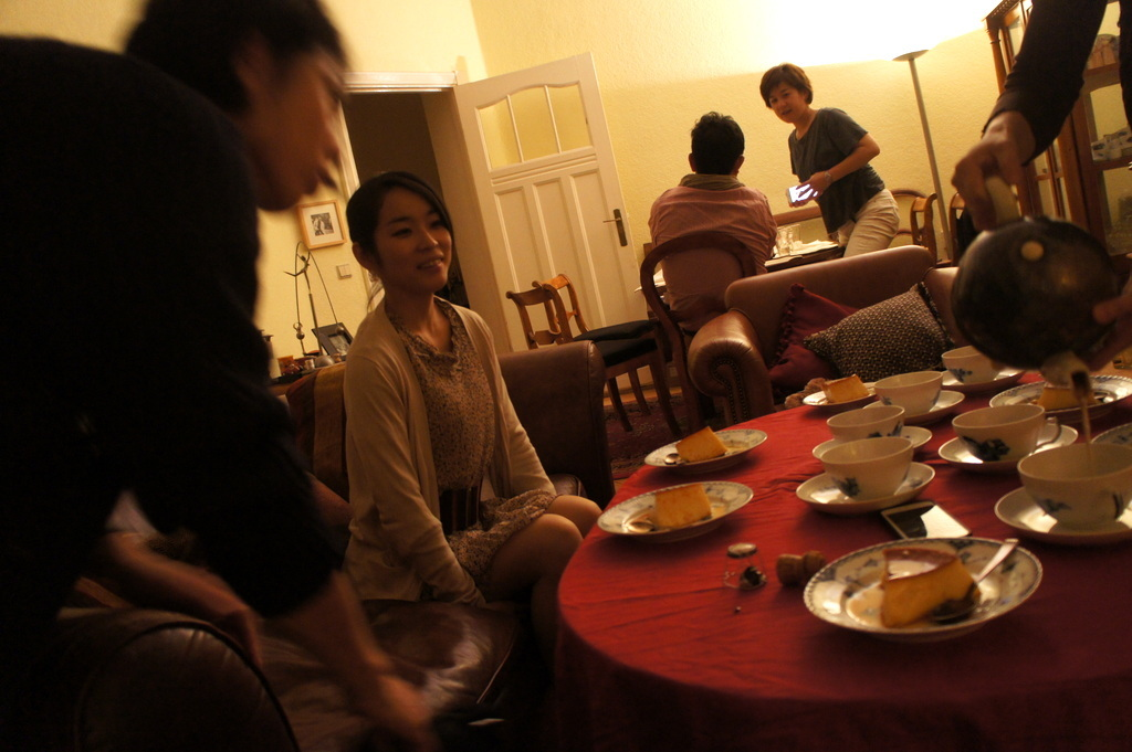 CXのS特派員、栄転お祝い晩餐。_c0180686_05435603.jpg