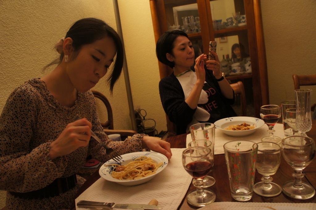 CXのS特派員、栄転お祝い晩餐。_c0180686_05442805.jpg