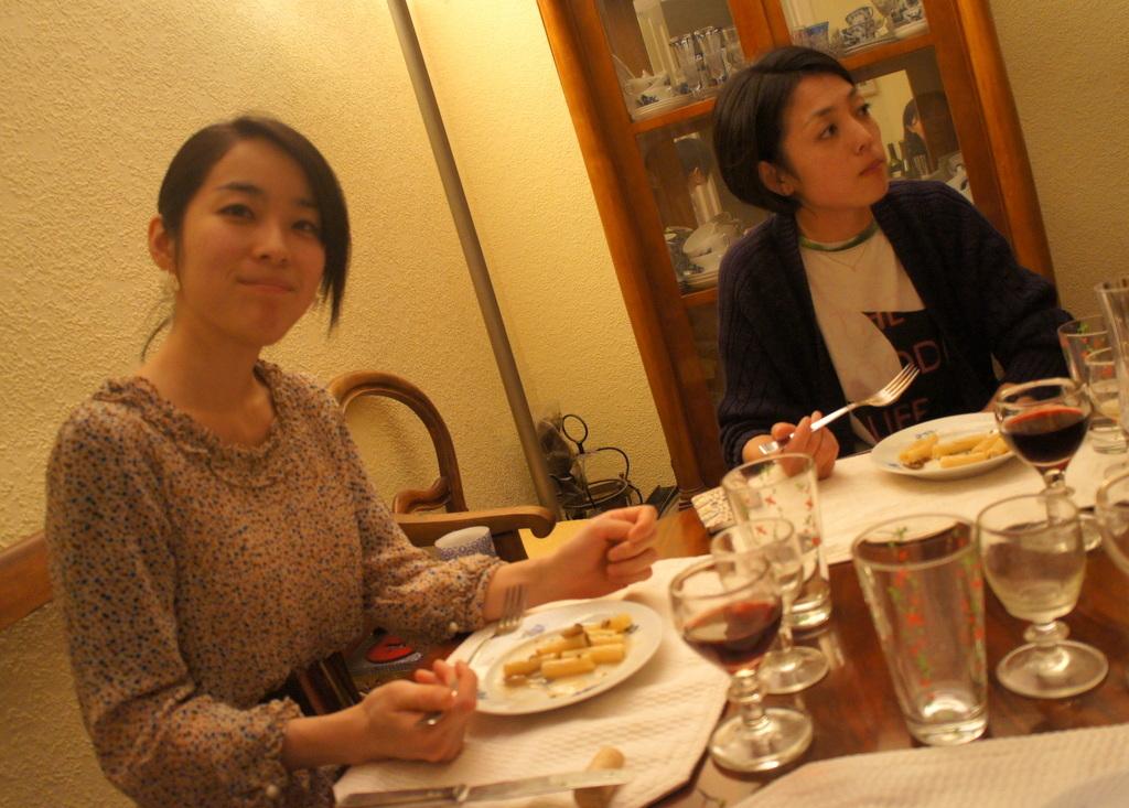 CXのS特派員、栄転お祝い晩餐。_c0180686_05444053.jpg