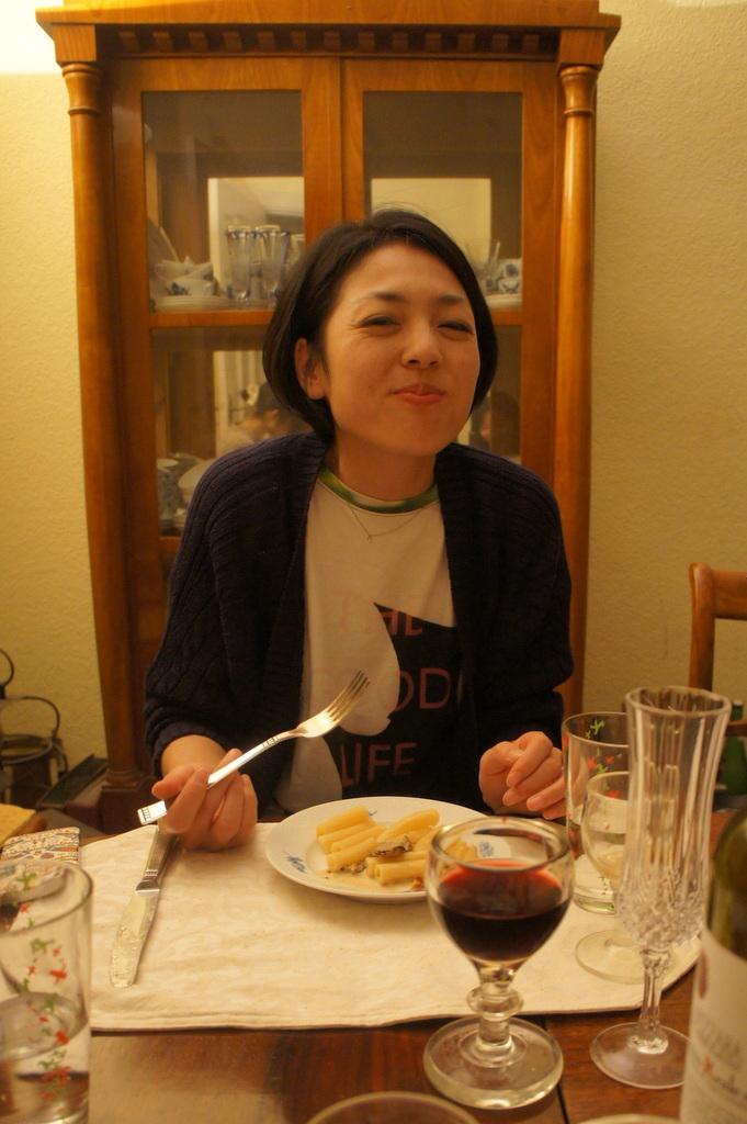 CXのS特派員、栄転お祝い晩餐。_c0180686_05444743.jpg