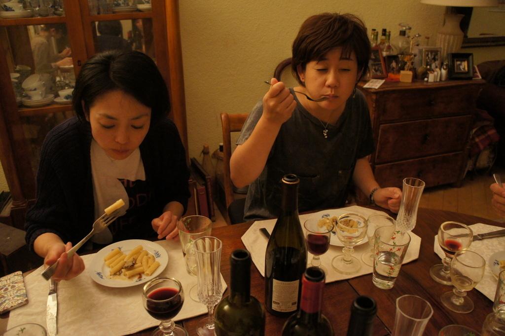 CXのS特派員、栄転お祝い晩餐。_c0180686_05445267.jpg