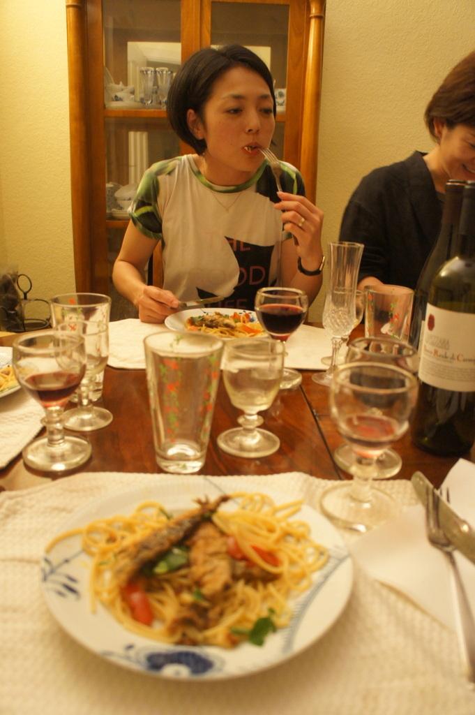 CXのS特派員、栄転お祝い晩餐。_c0180686_05452689.jpg