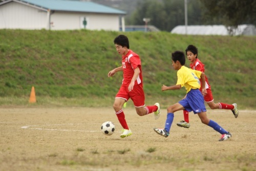 【U-13&14】TRAINING MATCH:vs 仙台中田 October 8, 2016_c0365198_21475590.jpg