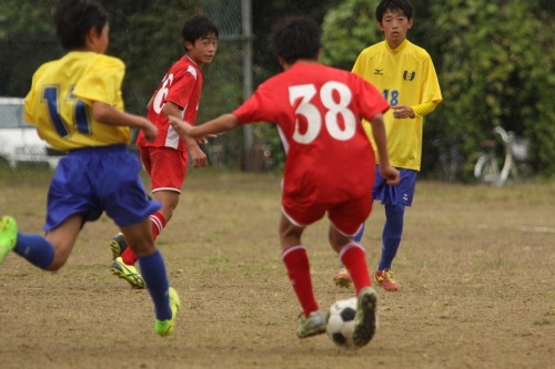 【U-13&14】TRAINING MATCH:vs 仙台中田 October 8, 2016_c0365198_21482339.jpg