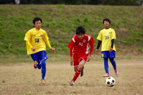 【U-13&14】TRAINING MATCH:vs 仙台中田 October 8, 2016_c0365198_21482526.jpg