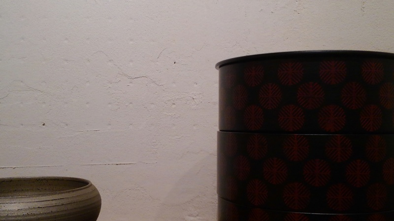雨上がりの東急沿線アート散策 うつわ宙 -菊地勝展- 編_f0351305_01570865.jpg