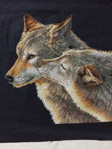 長〰い間、刺繍をしていました。_e0150507_19043240.jpg