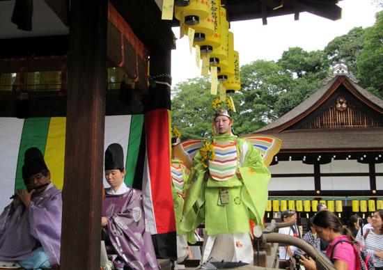 下鴨神社 干支祈願祭_e0048413_20521865.jpg