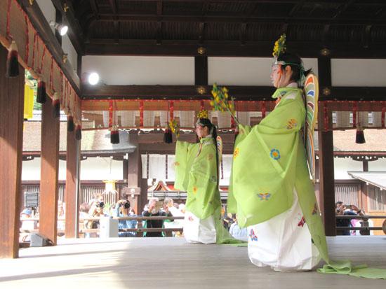 下鴨神社 干支祈願祭_e0048413_20524216.jpg