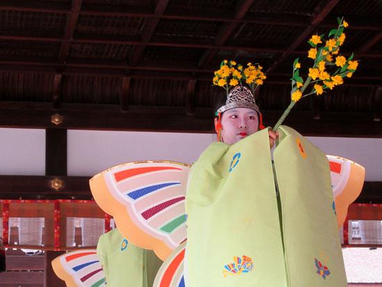 下鴨神社 干支祈願祭_e0048413_20533198.jpg