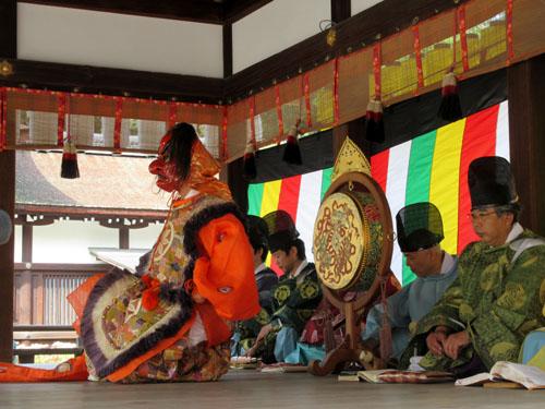 下鴨神社 干支祈願祭_e0048413_20534571.jpg