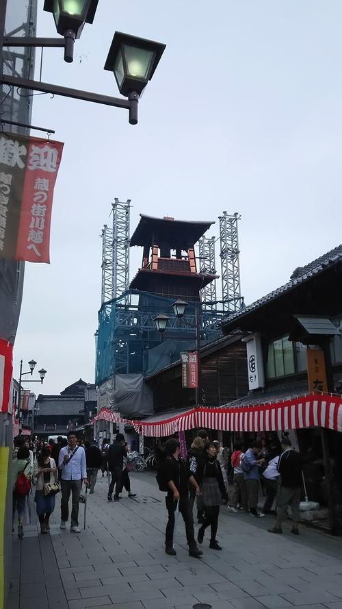 ビヴァ! 川越祭り!_d0091122_1664520.jpg