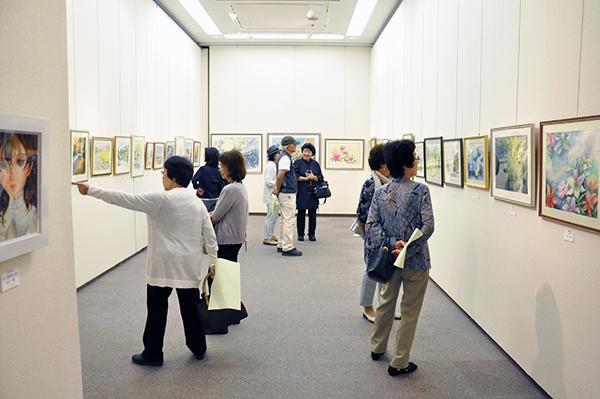 アトリエTODAY美術展2019開催_b0212226_21440727.jpg